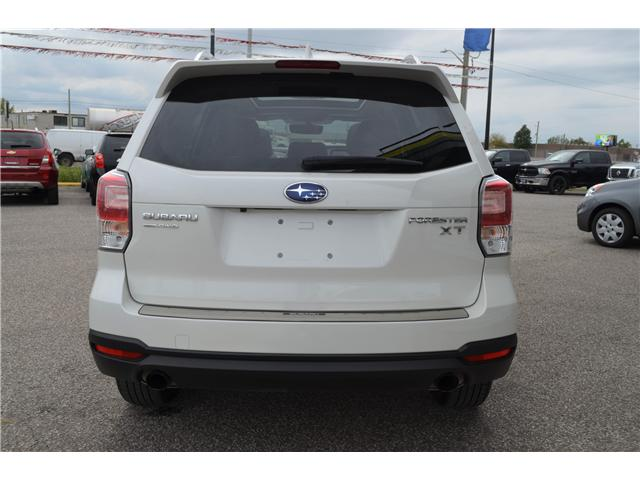 2017 Subaru Forester 2.0XT Limited (Stk: Z1405) in St.Catharines - Image 5 of 30