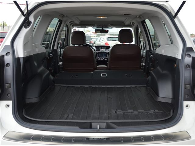 2017 Subaru Forester 2.0XT Limited (Stk: Z1405) in St.Catharines - Image 11 of 30
