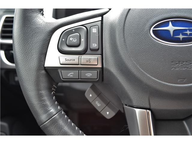 2017 Subaru Forester 2.0XT Limited (Stk: Z1405) in St.Catharines - Image 15 of 30