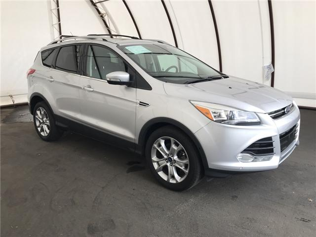 2015 Ford Escape Titanium (Stk: IU1201) in Thunder Bay - Image 1 of 14