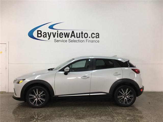 2017 Mazda CX-3 GT (Stk: 33731W) in Belleville - Image 1 of 28