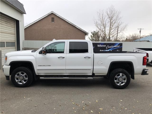 2016 GMC Sierra 3500HD Denali (Stk: 13763) in Fort Macleod - Image 2 of 22