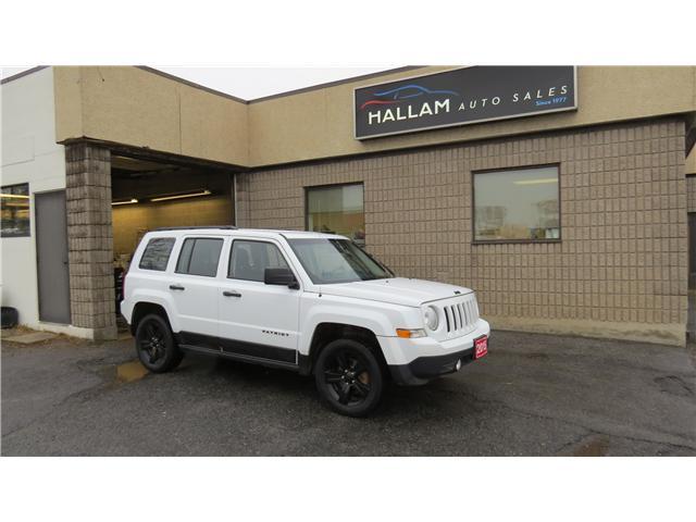 2015 Jeep Patriot Sport/North (Stk: ) in Kingston - Image 1 of 15