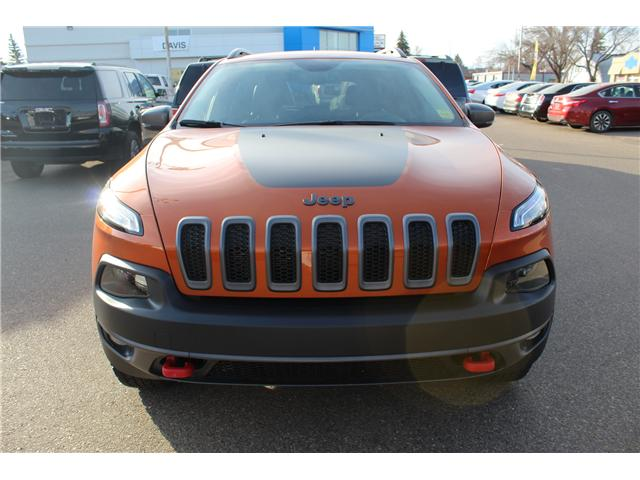 2015 Jeep Cherokee Trailhawk (Stk: 199385) in Brooks - Image 2 of 20