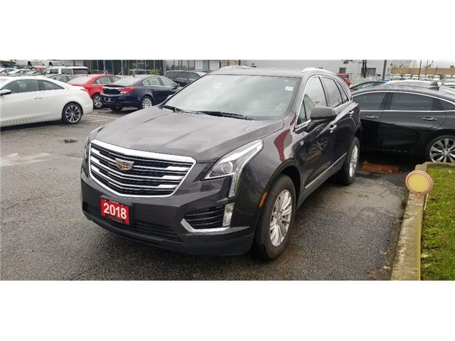 2018 Cadillac XT5 Base (Stk: 2800P1) in Mississauga - Image 1 of 1