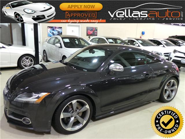2011 Audi TTS 2.0T (Stk: TI3951) in Vaughan - Image 1 of 23