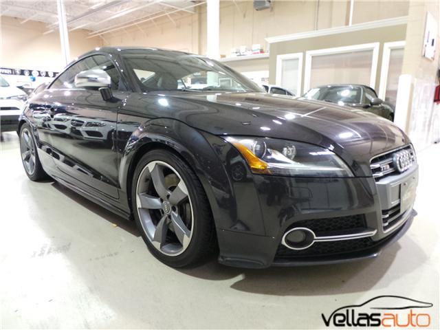 2011 Audi TTS 2.0T (Stk: TI3951) in Vaughan - Image 10 of 23