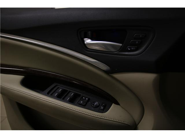 2017 Acura MDX Navigation Package (Stk: M12267A) in Toronto - Image 10 of 30