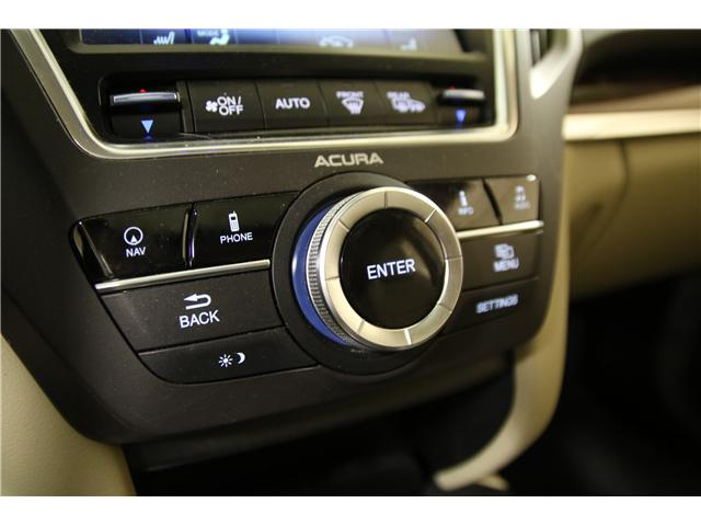 2017 Acura MDX Navigation Package (Stk: M12267A) in Toronto - Image 20 of 30