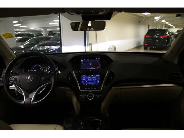 2017 Acura MDX Navigation Package (Stk: M12267A) in Toronto - Image 27 of 30