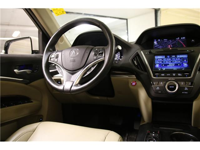 2017 Acura MDX Navigation Package (Stk: M12267A) in Toronto - Image 28 of 30