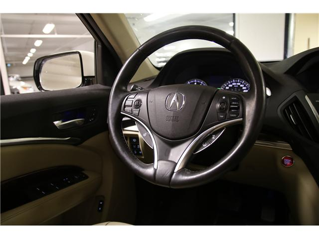 2017 Acura MDX Navigation Package (Stk: M12267A) in Toronto - Image 29 of 30