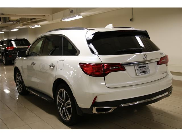 2017 Acura MDX Navigation Package (Stk: M12267A) in Toronto - Image 3 of 30