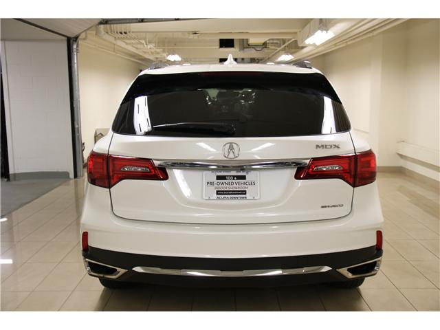 2017 Acura MDX Navigation Package (Stk: M12267A) in Toronto - Image 4 of 30