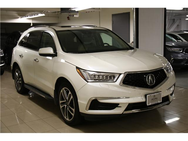 2017 Acura MDX Navigation Package (Stk: M12267A) in Toronto - Image 7 of 30