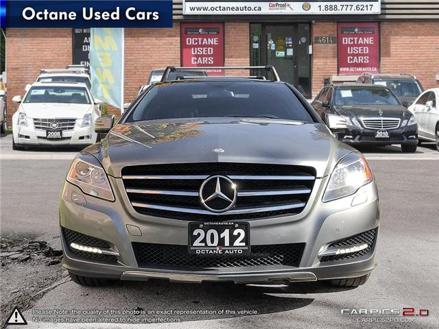 2012 Mercedes-Benz R-Class Base (Stk: ) in Scarborough - Image 2 of 25