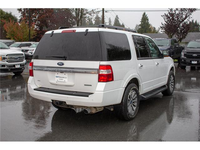 2017 Ford Expedition XLT (Stk: P9777) in Surrey - Image 7 of 30