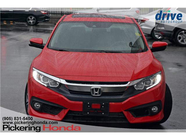 2018 Honda Civic EX-T (Stk: T1622A) in Pickering - Image 2 of 27