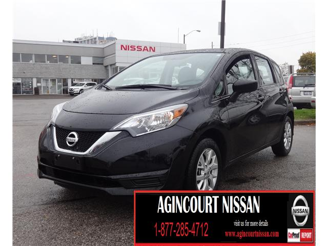 2018 Nissan Versa Note 1.6 SV (Stk: JY304954A) in Scarborough - Image 1 of 21