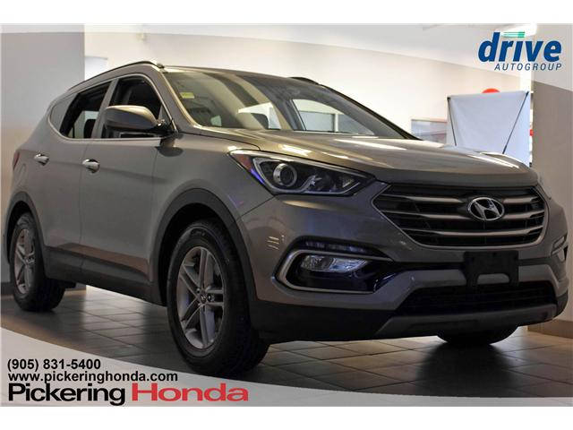 2018 Hyundai Santa Fe Sport 2.4 Base (Stk: P4448) in Pickering - Image 1 of 24