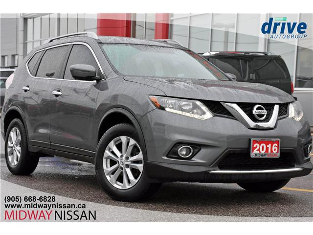 2016 Nissan Rogue SV (Stk: JN193618A) in Whitby - Image 1 of 27