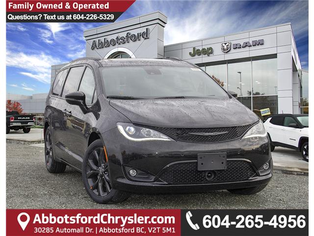 2019 Chrysler Pacifica Limited (Stk: K569136) in Abbotsford - Image 1 of 24