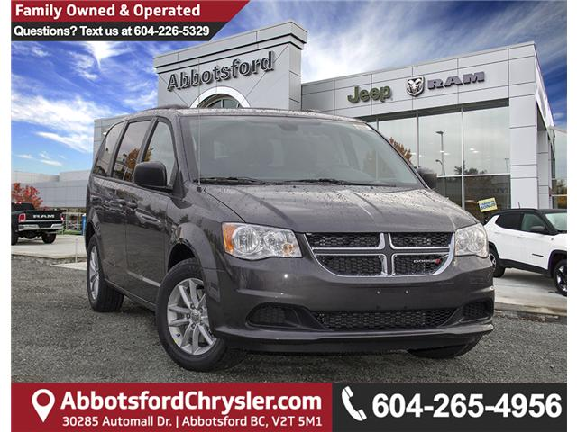 2019 Dodge Grand Caravan CVP/SXT (Stk: K572219) in Abbotsford - Image 1 of 24