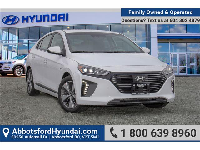 2019 Hyundai Ioniq Plug-In Hybrid Ultimate (Stk: KI115089) in Abbotsford - Image 1 of 27