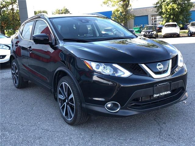 2018 Nissan Qashqai SL - MANAGER DEMO - CERTIFIED (Stk: P0582) in Mississauga - Image 3 of 13