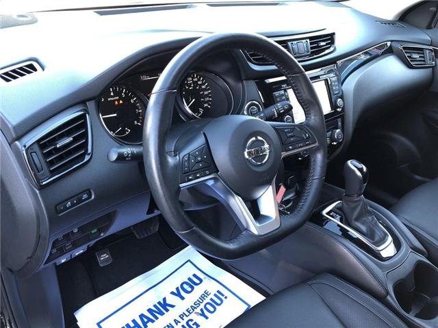 2018 Nissan Qashqai SL - MANAGER DEMO - CERTIFIED (Stk: P0582) in Mississauga - Image 8 of 13