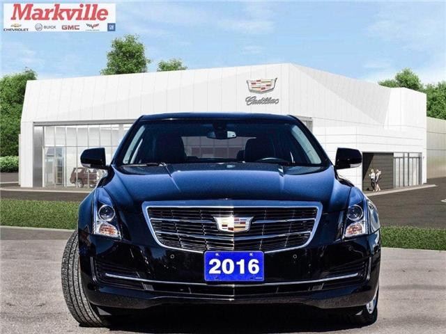 2016 Cadillac ATS LUXURY-AWD-LTHR-RF-GM CERTIFIED PRE-OWNED-1 OWNER (Stk: 103167A) in Markham - Image 2 of 29