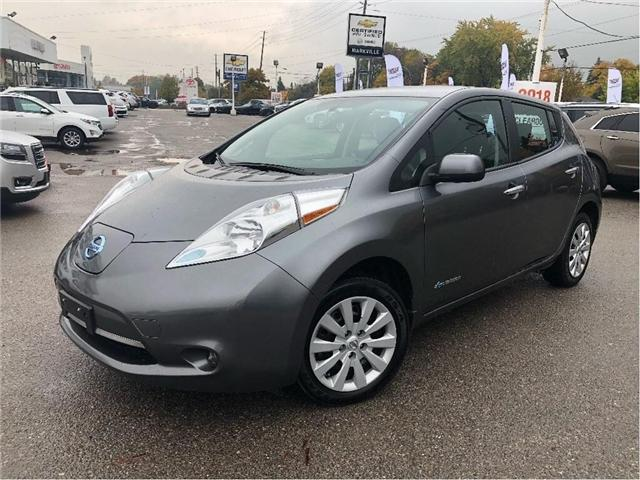 2015 Nissan LEAF S-80KW AC ELECTRIC-CERTIFIED PRE-OWNED (Stk: 101961A) in Markham - Image 2 of 15