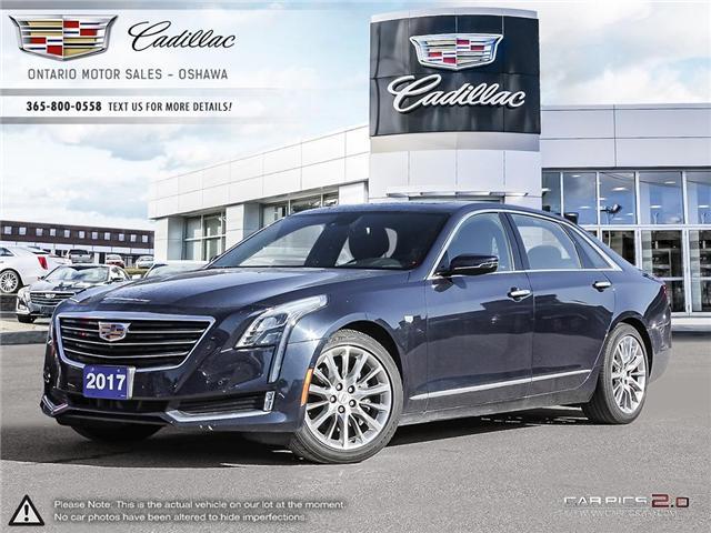 2017 Cadillac CT6 3.6L Premium Luxury (Stk: 141436A) in Oshawa - Image 1 of 33