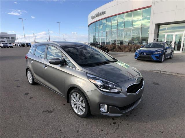 2014 Kia Rondo  (Stk: 2801962A) in Calgary - Image 2 of 15