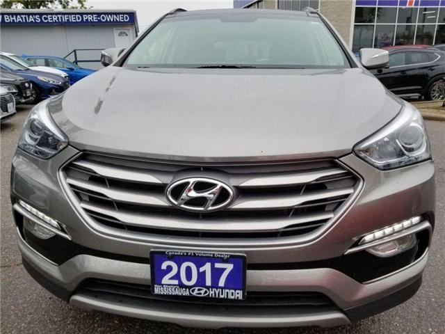2017 Hyundai Santa Fe Sport SE -Sunroof-Rearview camara-in great condition (Stk: op9999) in Mississauga - Image 2 of 22