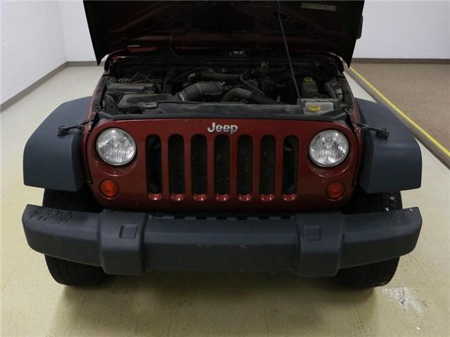 2008 Jeep Wrangler X (Stk: 186264) in Kitchener - Image 12 of 15