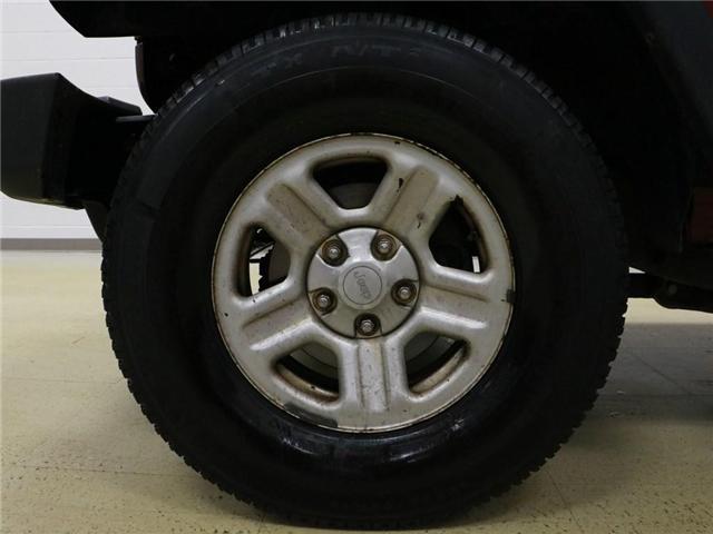 2008 Jeep Wrangler X (Stk: 186264) in Kitchener - Image 13 of 15