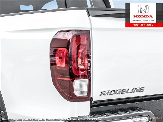 2019 Honda Ridgeline Sport (Stk: 19126) in Cambridge - Image 11 of 24