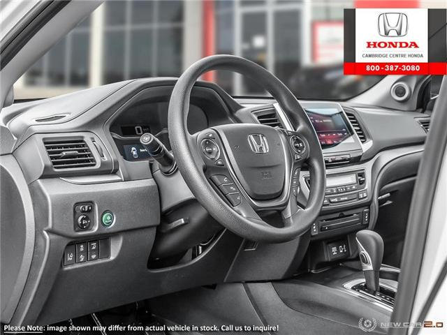 2019 Honda Ridgeline Sport (Stk: 19126) in Cambridge - Image 12 of 24