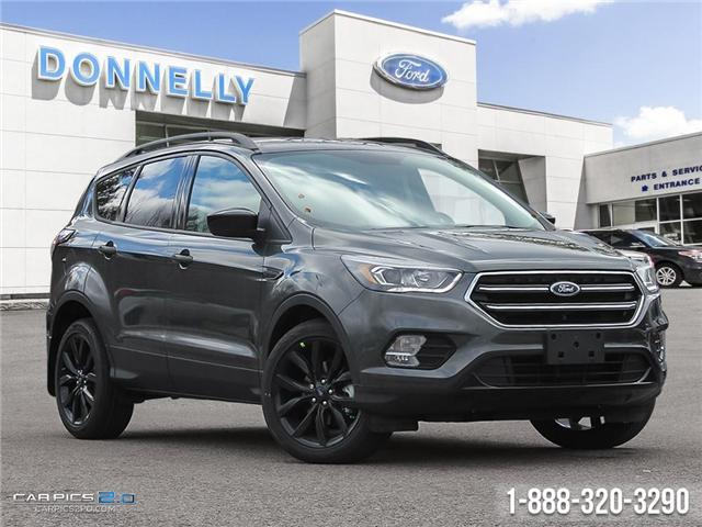 2018 Ford Escape SE (Stk: DR2095) in Ottawa - Image 1 of 27