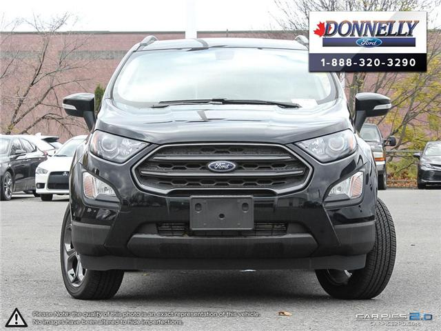 2018 Ford EcoSport SES (Stk: DR2104) in Ottawa - Image 2 of 27