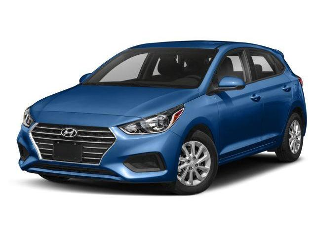 2019 Hyundai Accent Preferred (Stk: H91-6285) in Chilliwack - Image 1 of 9
