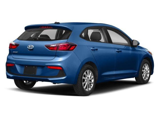 2019 Hyundai Accent Preferred (Stk: H91-6285) in Chilliwack - Image 3 of 9
