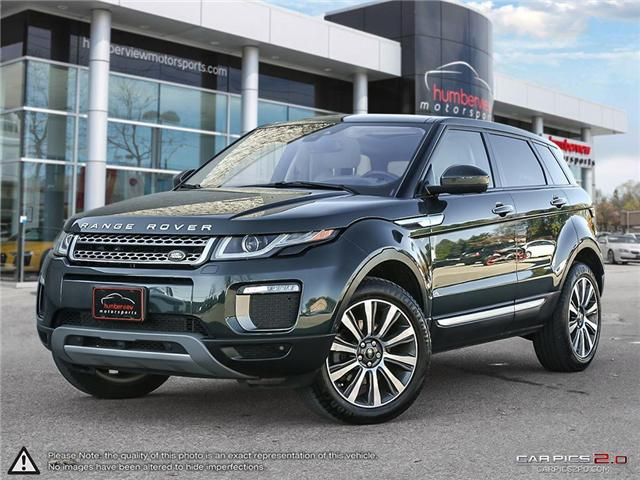 2016 Land Rover Range Rover Evoque HSE (Stk: 18HMS675) in Mississauga - Image 1 of 27