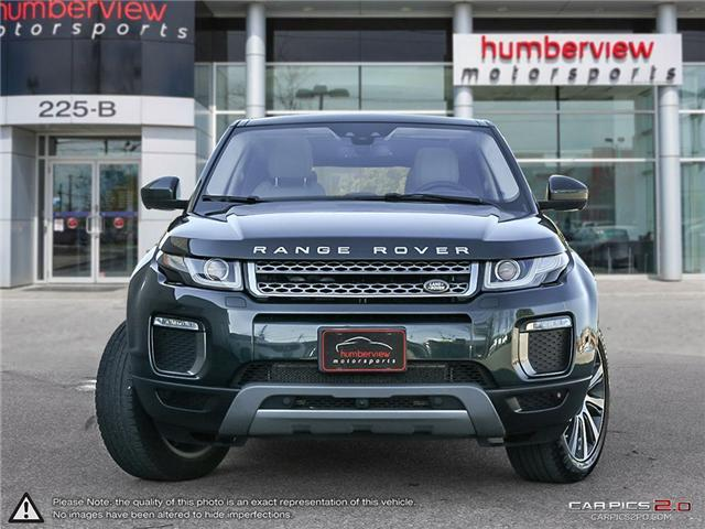 2016 Land Rover Range Rover Evoque HSE (Stk: 18HMS675) in Mississauga - Image 2 of 27