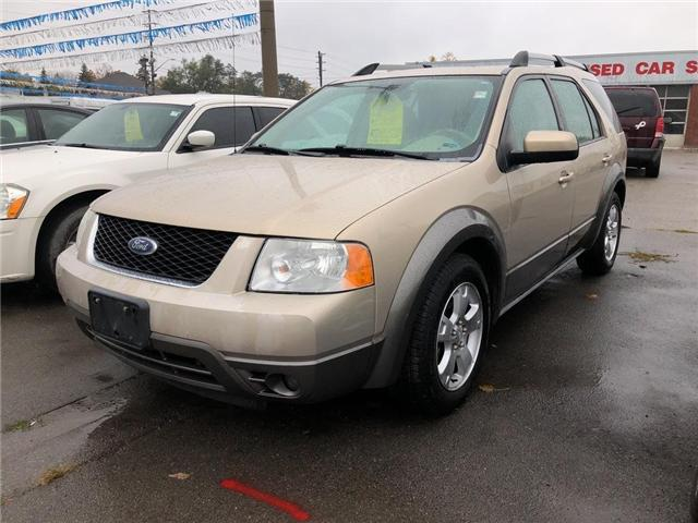 2007 Ford Freestyle SEL (Stk: 6630A) in Hamilton - Image 1 of 18