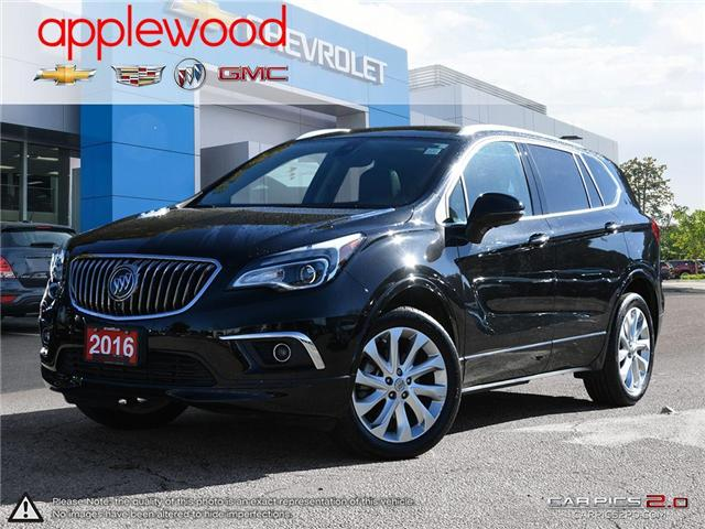 2016 Buick Envision Premium II (Stk: 8860P1) in Mississauga - Image 1 of 27