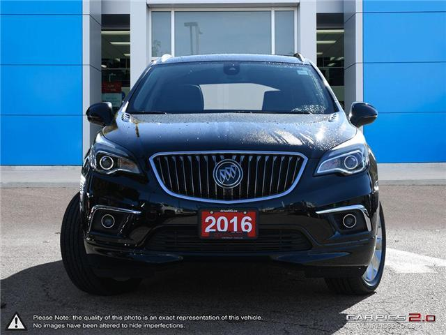 2016 Buick Envision Premium II (Stk: 8860P1) in Mississauga - Image 2 of 27