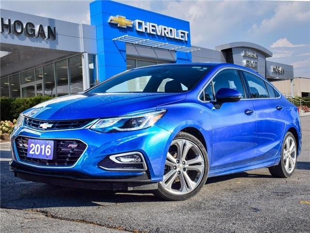 2016 Chevrolet Cruze Premier Auto (Stk: A262727) in Scarborough - Image 1 of 27