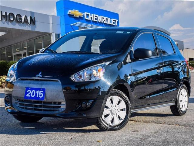 2015 Mitsubishi Mirage ES (Stk: WN002546) in Scarborough - Image 1 of 22